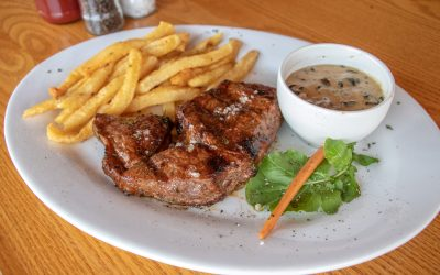 Al Capone steak